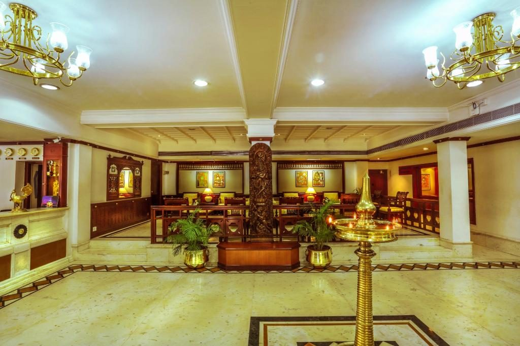 krishna inn wedding hall in thrissur