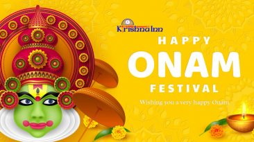 Onam Celebration with Krishna Inn