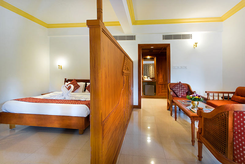 Rooms - Krishna INN