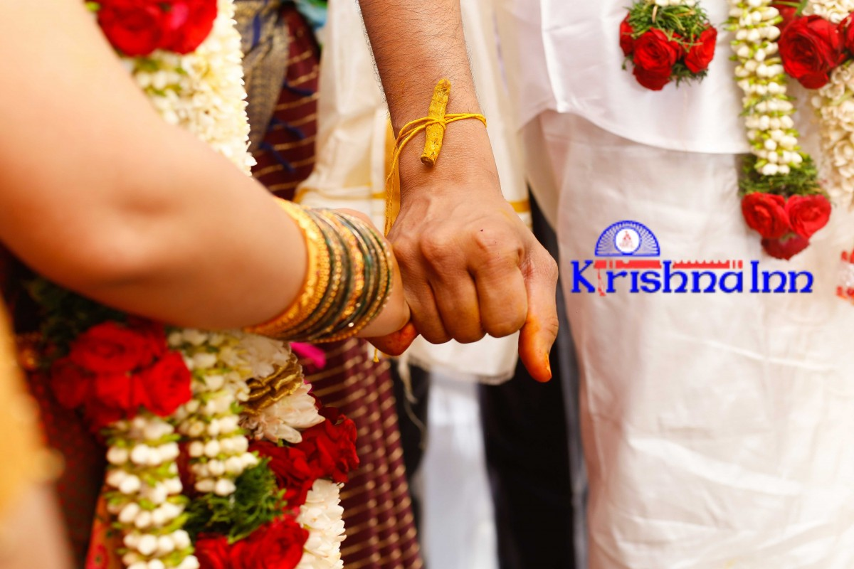 Make this wedding season more special with Krishna Inn
