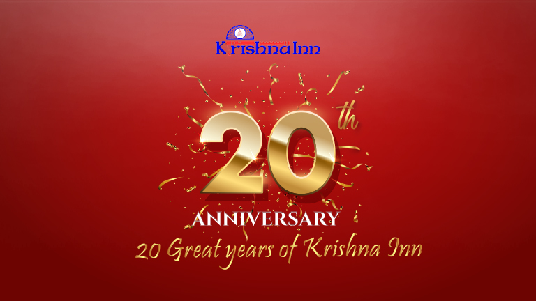 20 Great years of Krishna Inn