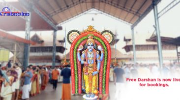 Guruvayur Temple Free Darshan is now live for bookings- Krishna Inn