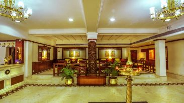 krishna inn wedding hall in thrissur