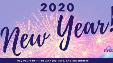 Krishna Inn wishes you a great 2020