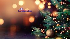 Christmas at the best Accommodation in Guruvayoor