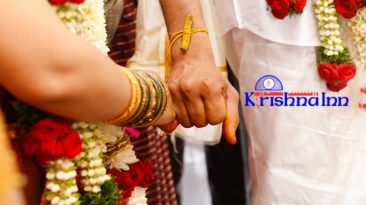 Plan your wedding with Krishna Inn