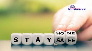 Stay home stay safe- Krishna Inn