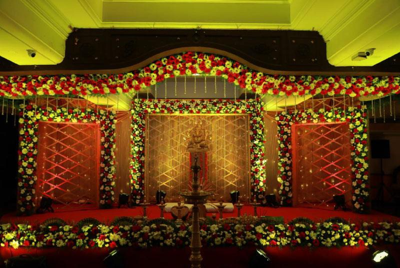 Krishna Inn Kalyanamandapam- best wedding halls in Guruvayoor